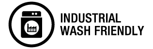 Industrial Wash Friendly
